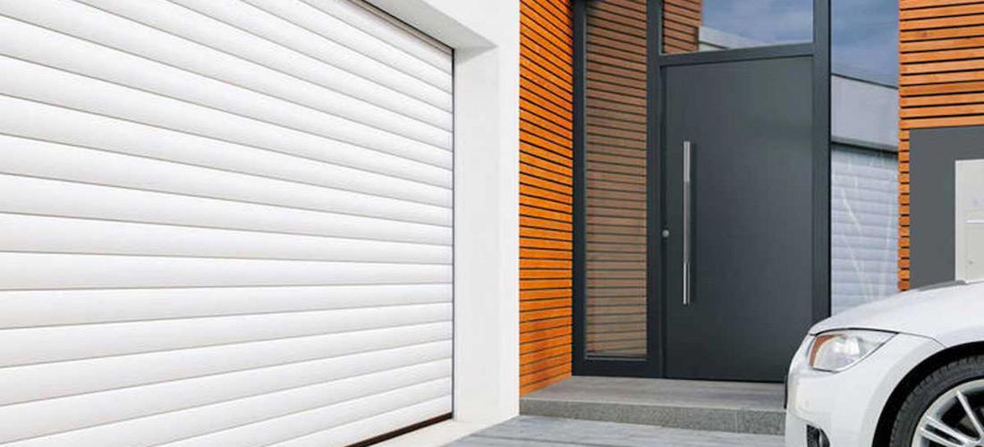 Hörmann garage doors